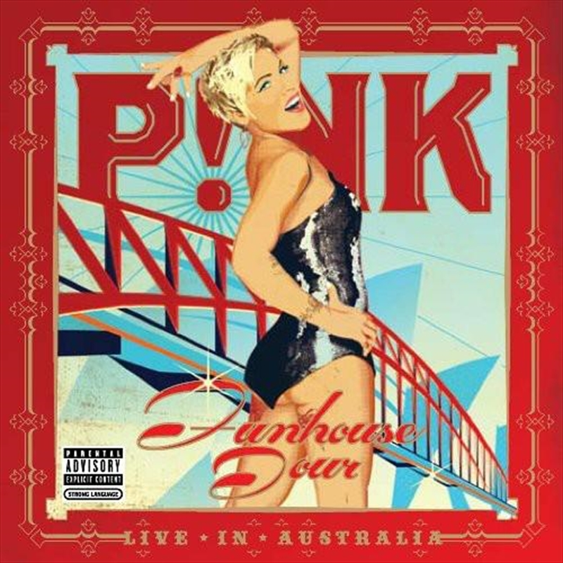 Funhouse Tour - Live In Australia | CD/DVD