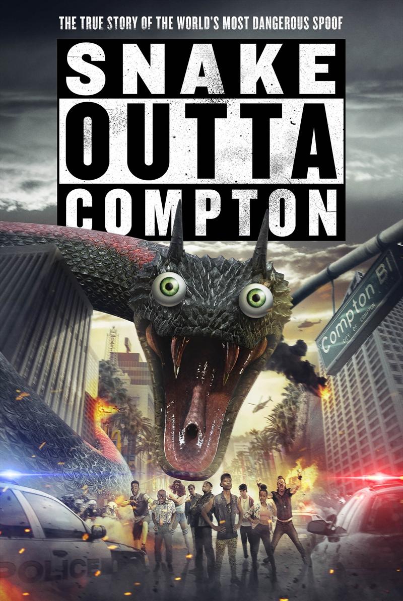 Snake Outta Compton | DVD