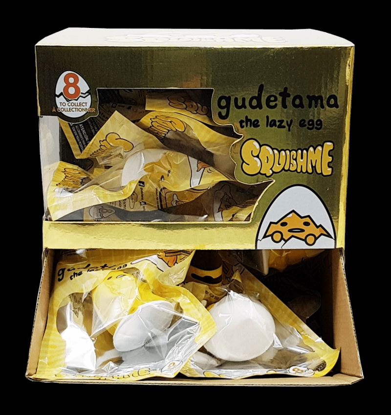 SQUISHME - Gudetama (Random Select) | Toy