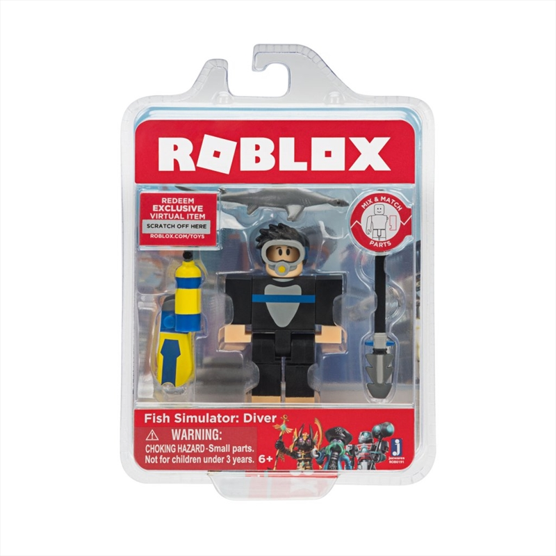 ROBLOX Core Figure Pack Assortment | Merchandise