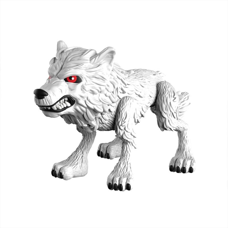 Ghost Wolf Action Vinyl   Merchandise