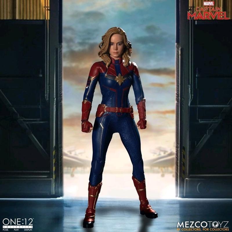 Captain Marvel - Captain Marvel One:12 Collective Action Figure | Merchandise