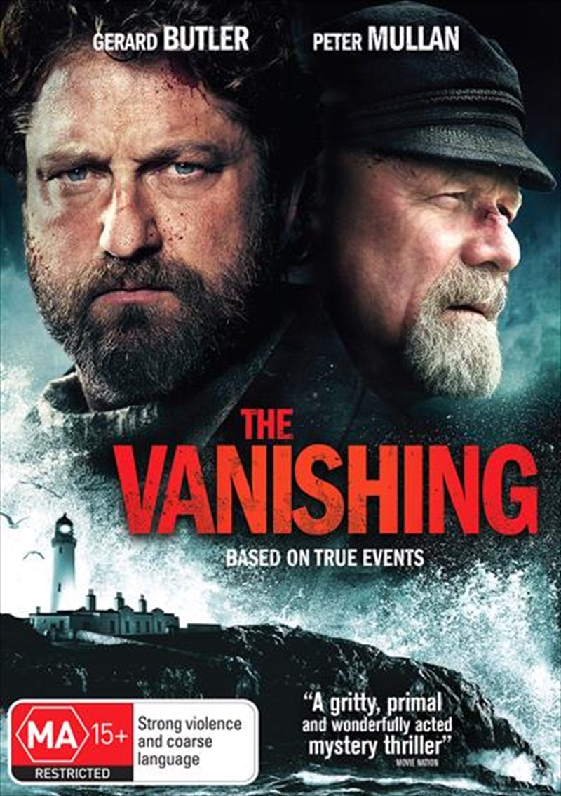 Vanishing, The | DVD