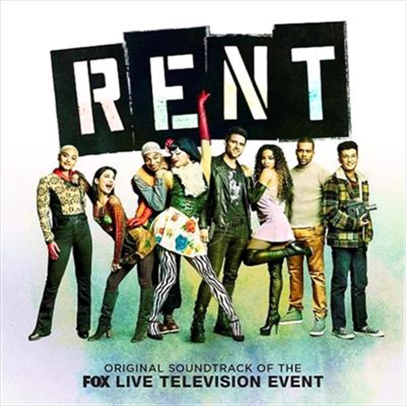 Rent - Fox Live TV Event | CD
