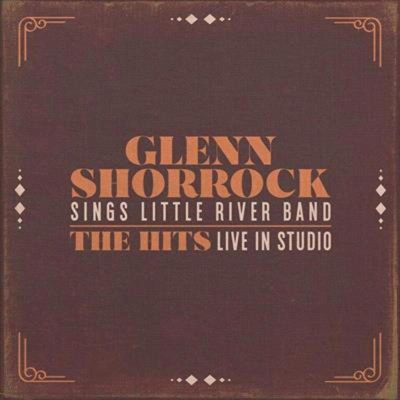 Glenn Shorrock Sings Little River Band   CD