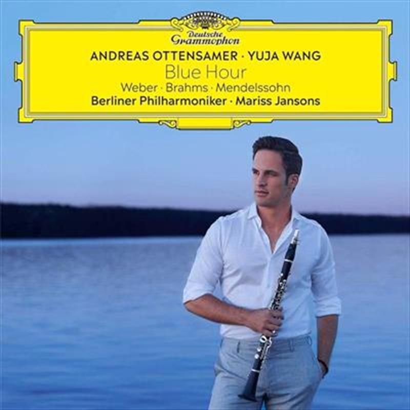 Blue Hour - Weber, Brahms, Mendelssohn | CD