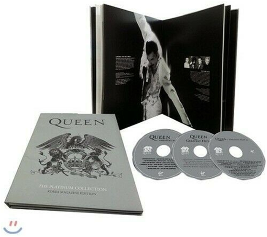 Platinum Collection (Korea Magazine Edition) | CD