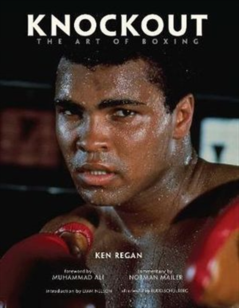 Knockout: The Art Of Boxing | Hardback Book