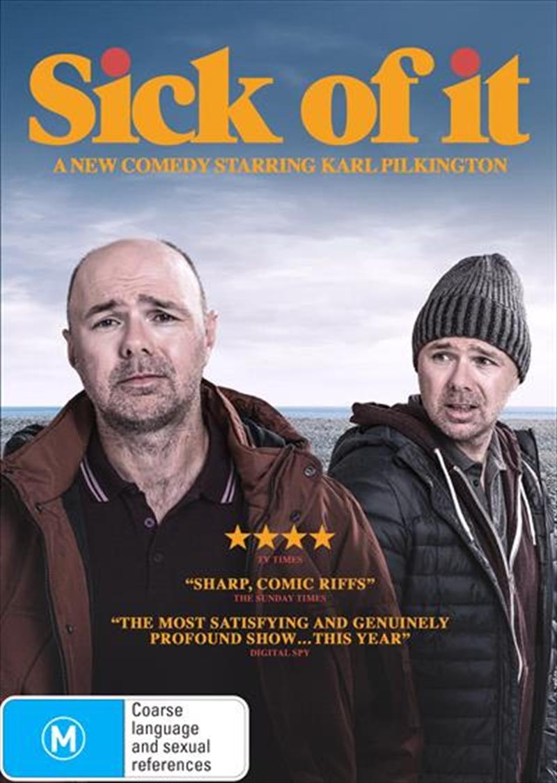 Sick of It | DVD