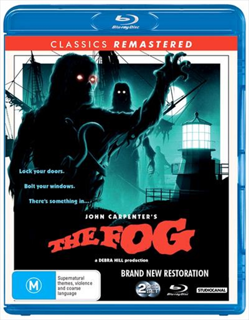 Fog, The   Blu-ray