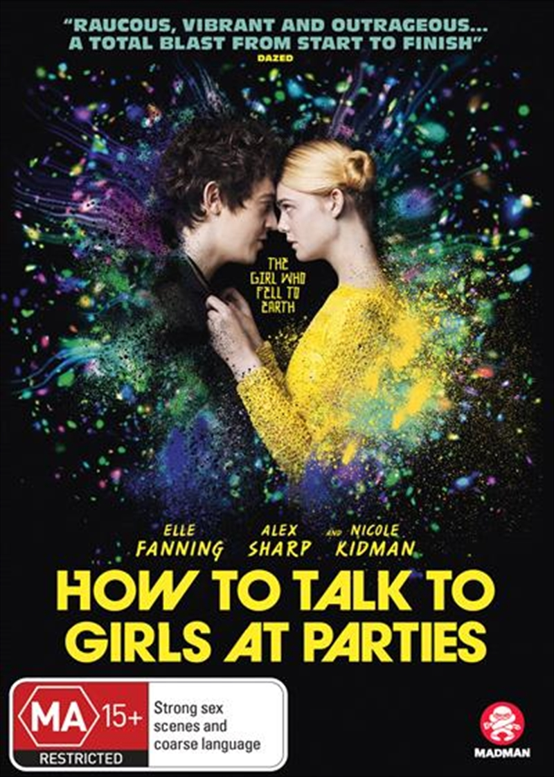 How To Talk To Girls At Parties | DVD