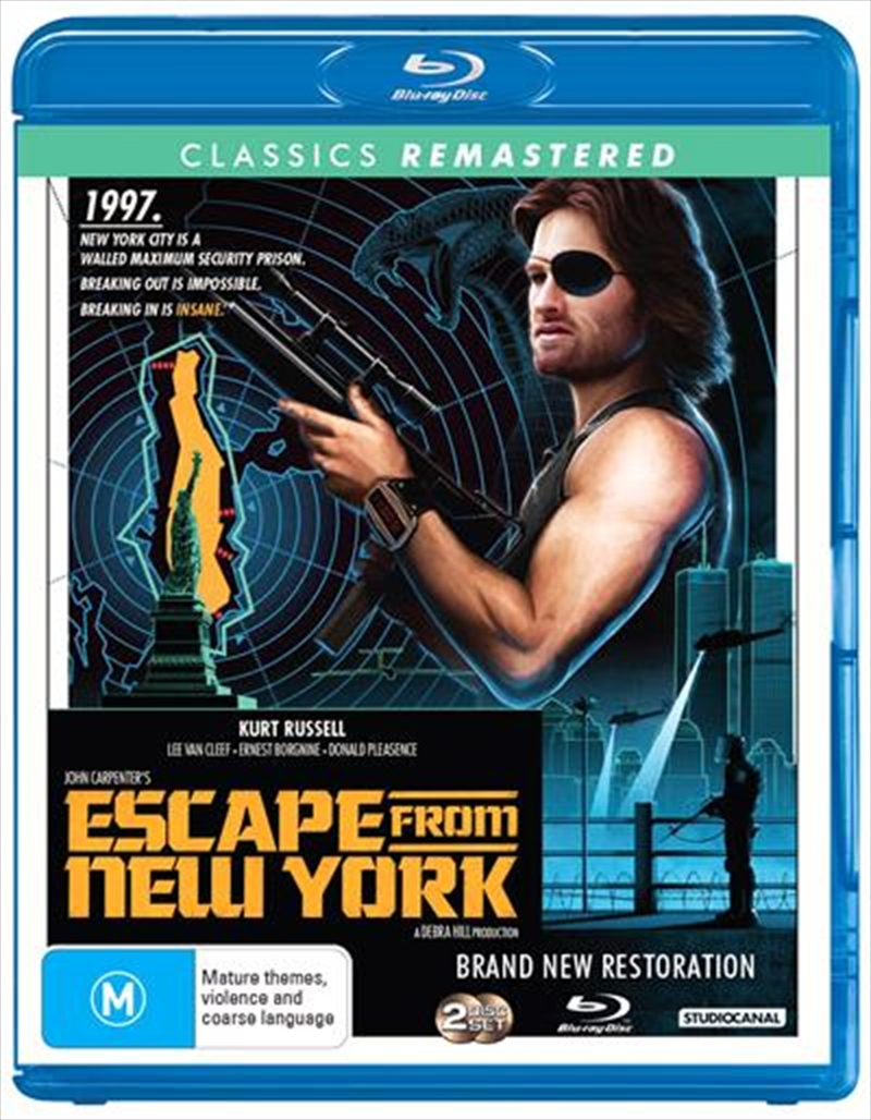 Escape From New York | Blu-ray