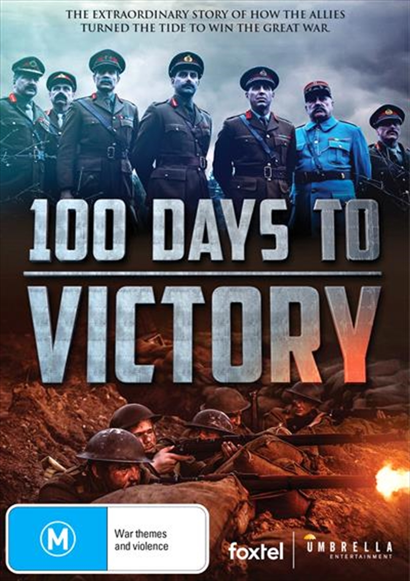 100 Days To Victory | DVD