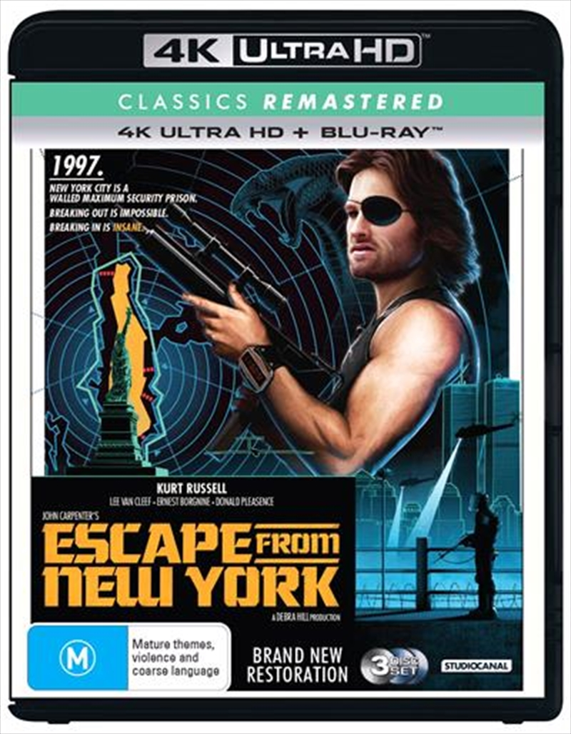 Escape From New York | UHD