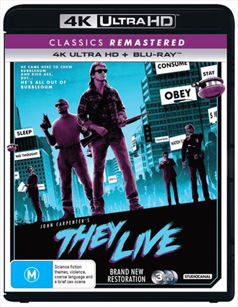 They Live | UHD