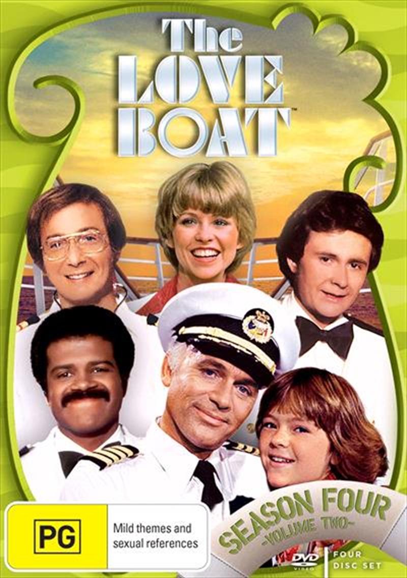 Love Boat - Season 4 - Vol 2, The | DVD