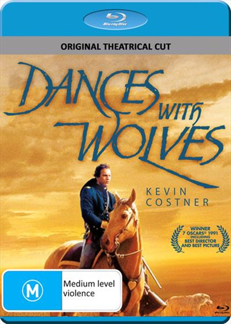 Dances With Wolves - Theatrical Edition | Blu-ray