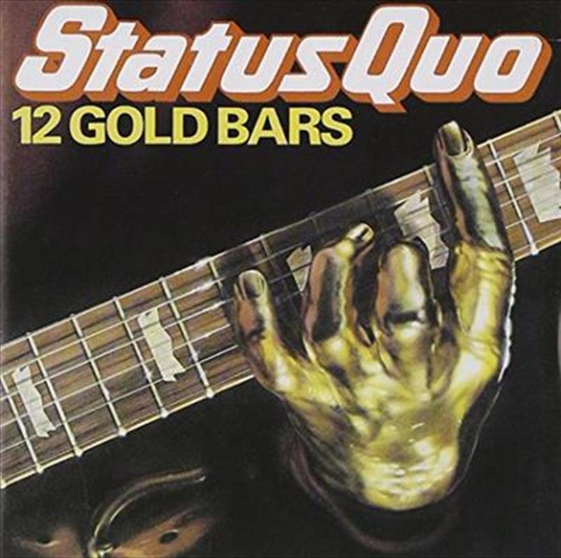 12 Gold Bars   CD