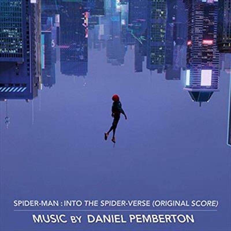 Spider-Man - Into The Spider-Verse | Vinyl