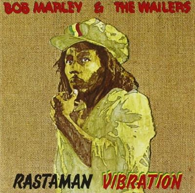Rastaman Vibration (Rm) | CD
