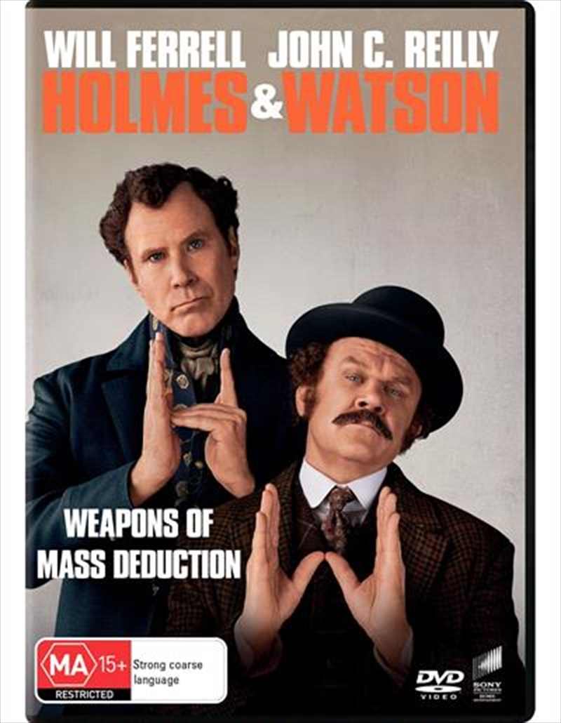 Holmes and Watson | DVD