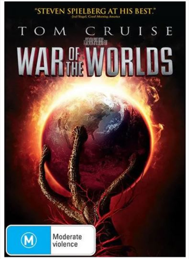 War Of The Worlds | DVD