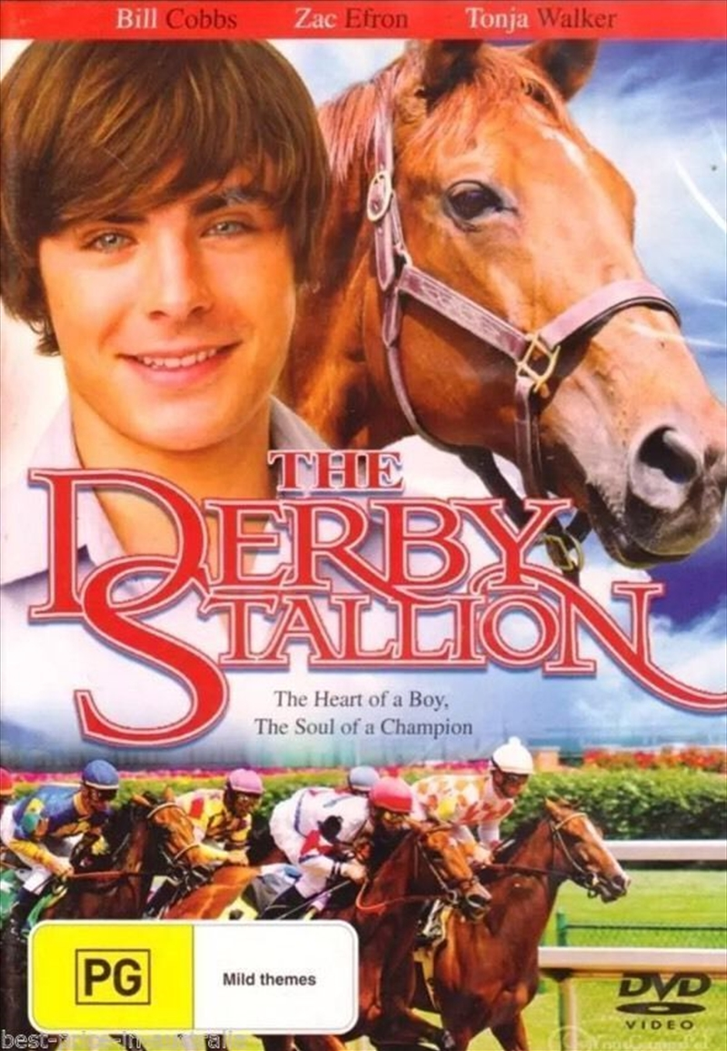 Derby Stallion | DVD
