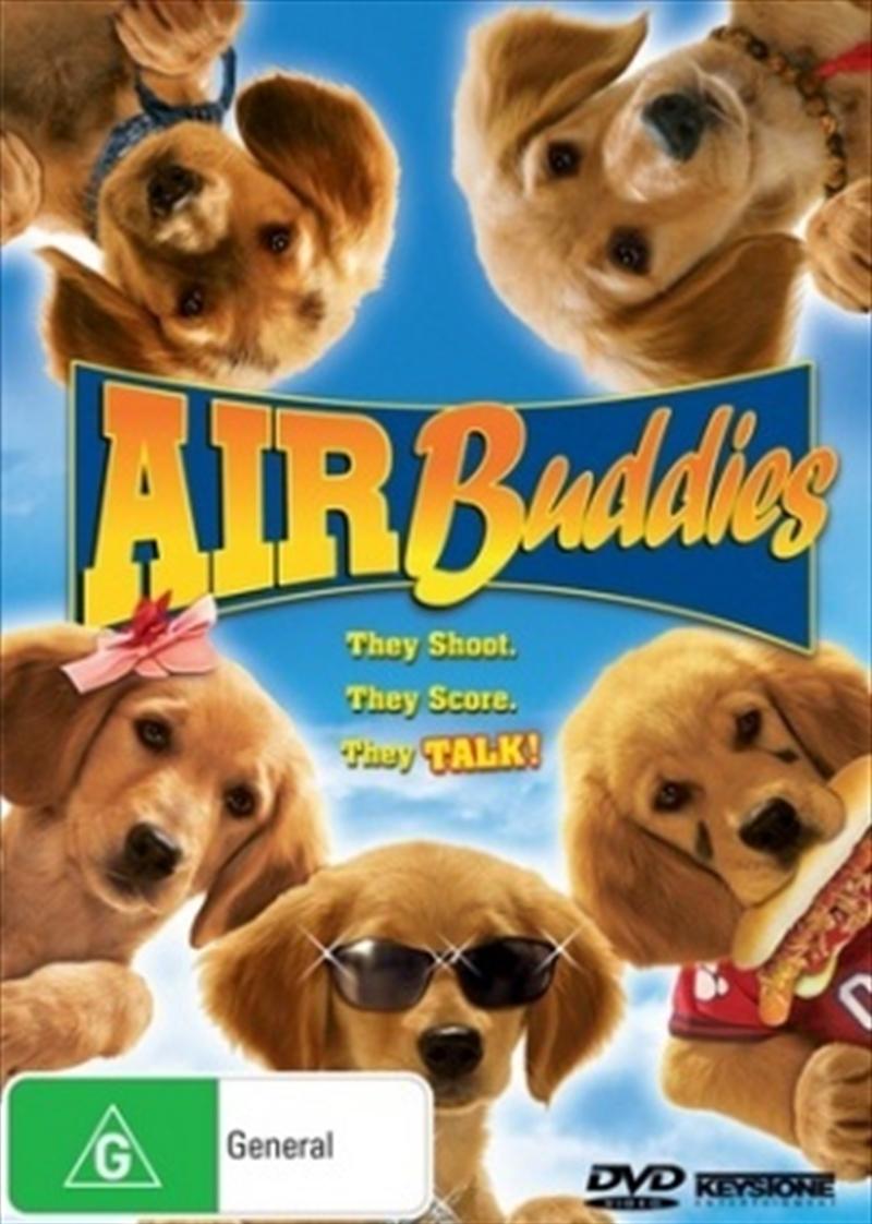Air Buddies | DVD