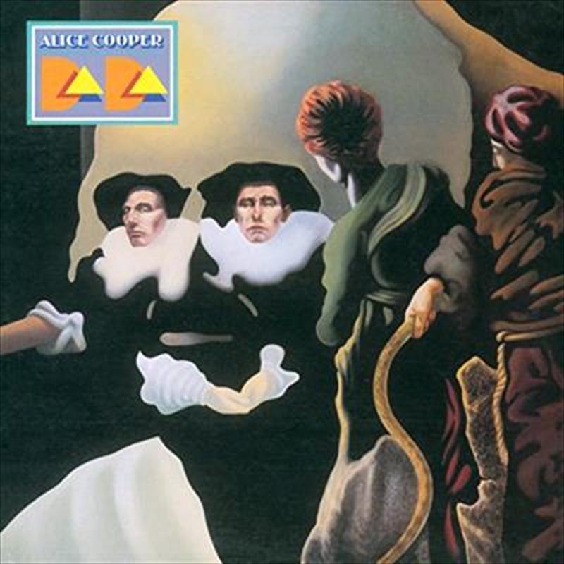 Dada - Mixed Coloured Vinyl   Vinyl