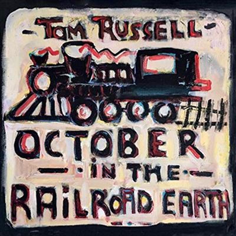 October In The Railroad Earth | Vinyl