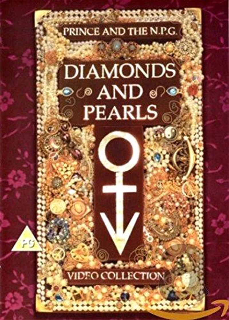 Diamonds And Pearls | DVD