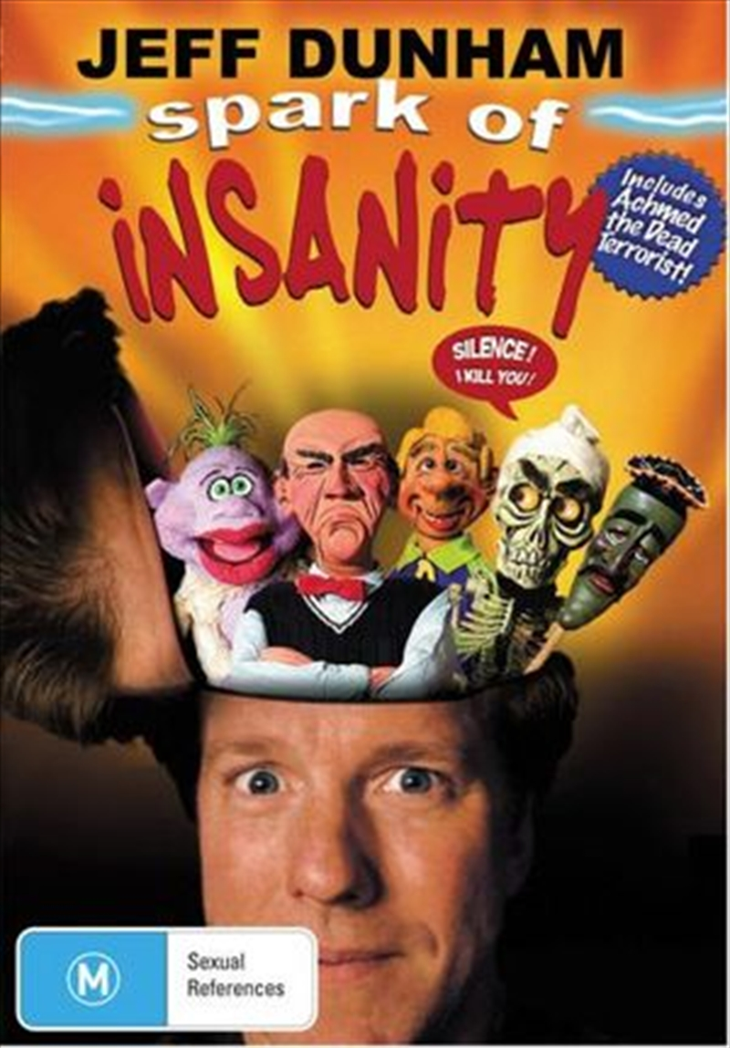 Jeff Dunham - Spark of Insanity | DVD