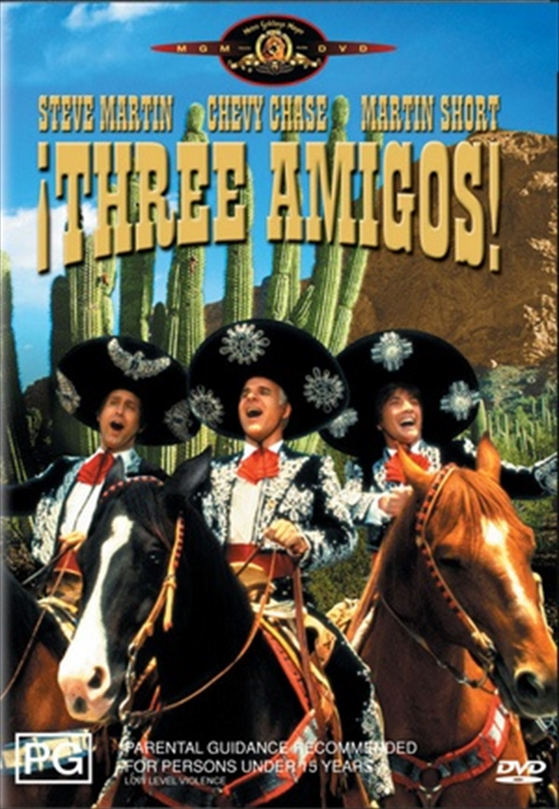 Three Amigos | DVD