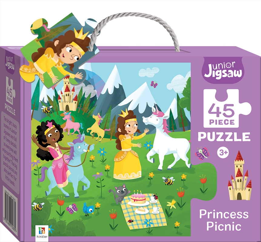 Junior Jigsaw: Princess Picnic (small)   Merchandise