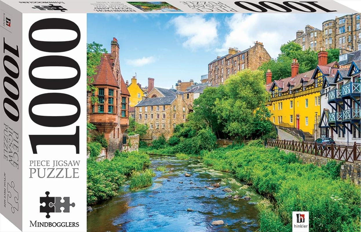 Dean Village, Edinburgh, Scotland | Merchandise