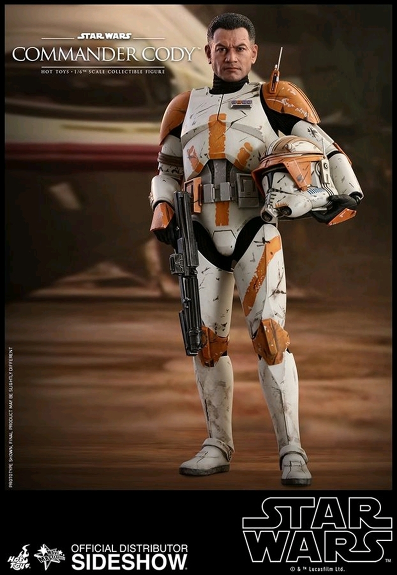 "Star Wars - Commander Cody 12"" 1:6 Scale Action Figure | Merchandise"