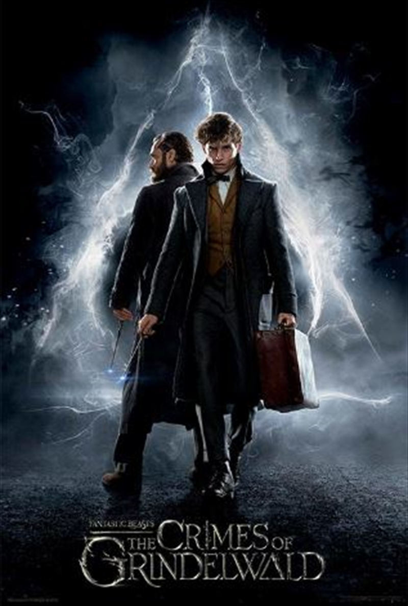 Fantastic Beasts 2 - Key Art Poster | Merchandise