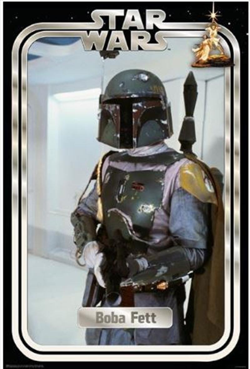 Star Wars Classic - Boba Fett  Poster | Merchandise