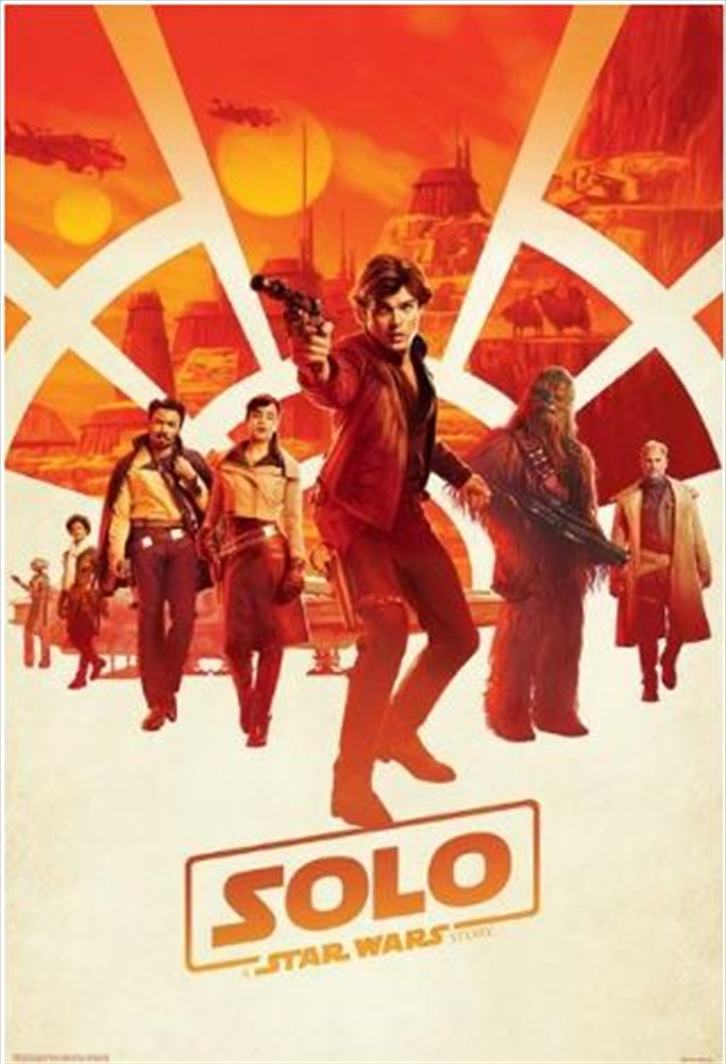 Solo: A Star Wars Story - One Sheet Poster | Merchandise