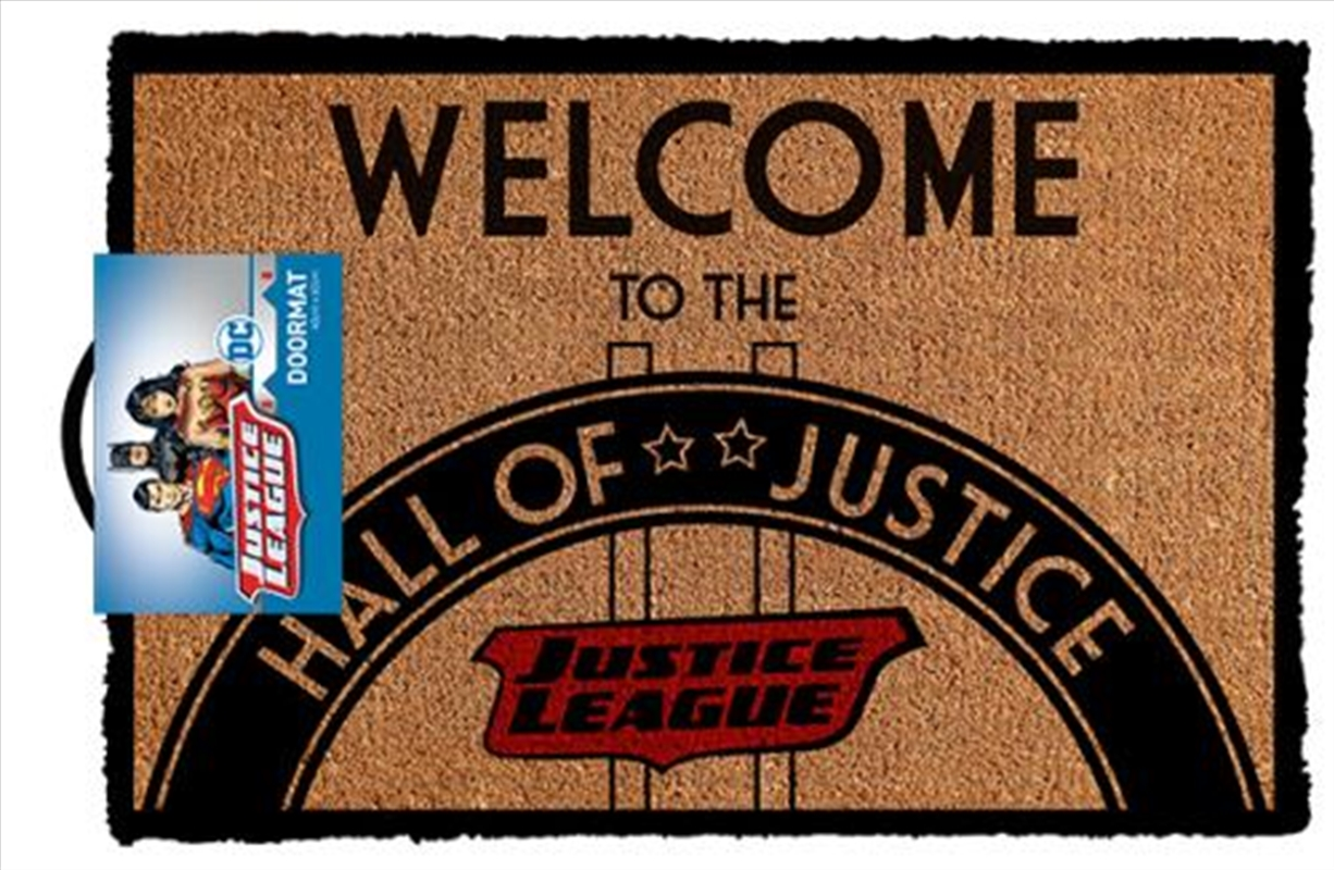 DC Comics - Hall Of Justice | Merchandise