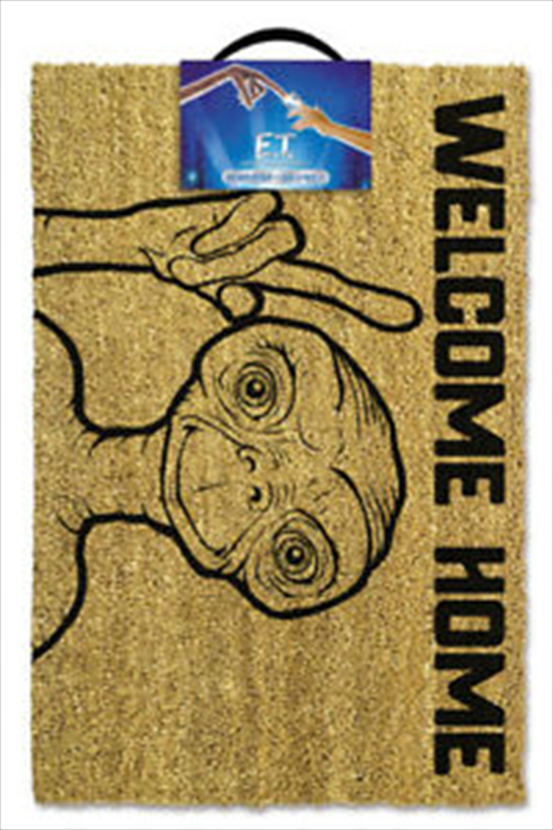Welcome Home - ET   Merchandise