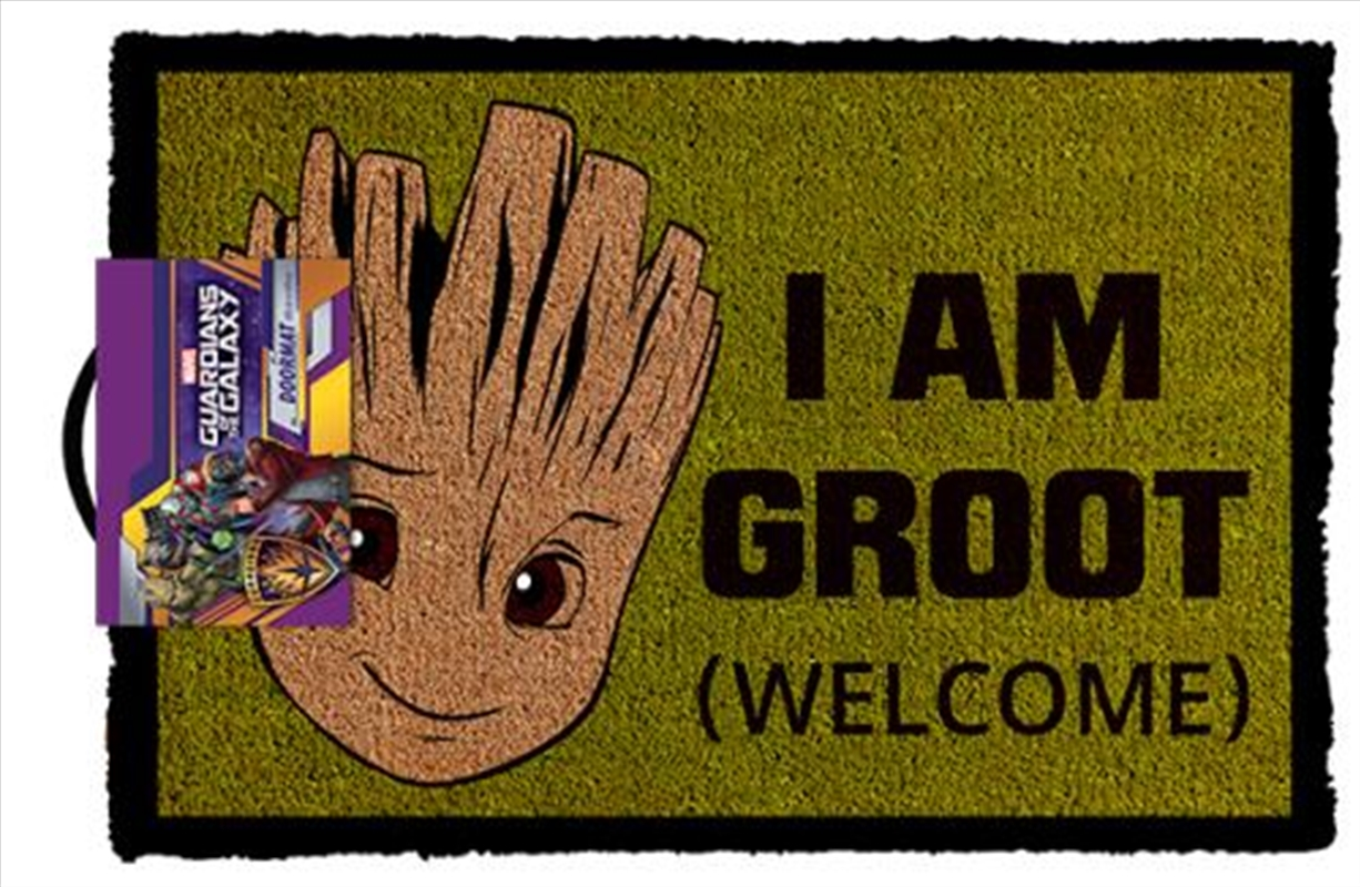 Marvel Guardians Of The Galaxy - I Am Groot | Merchandise