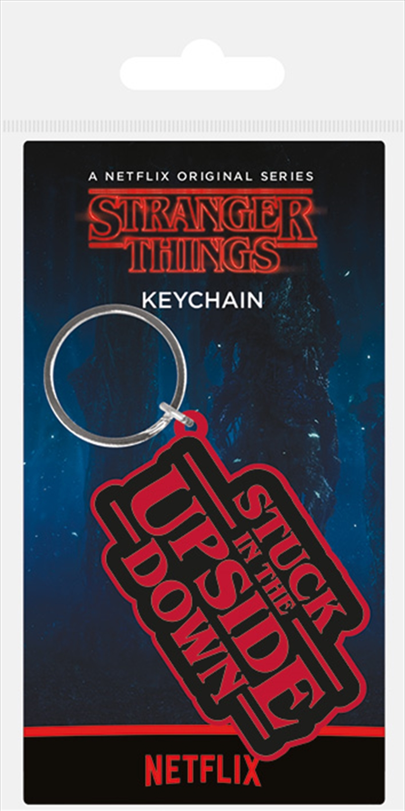 Stranger Things - Stuck In The Upside Down | Accessories
