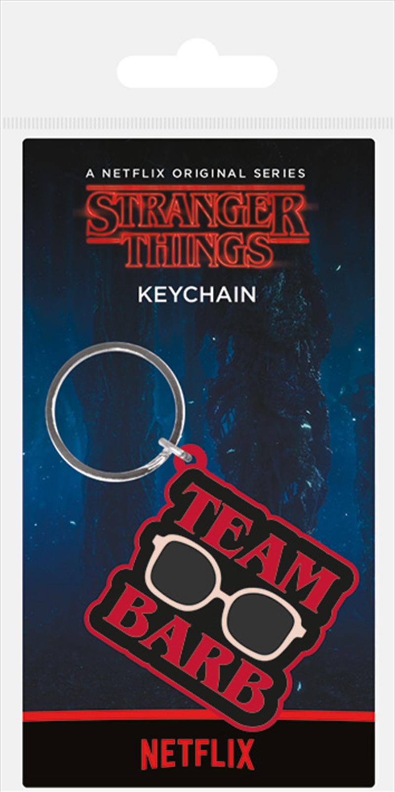 Stranger Things - Team Barb | Accessories