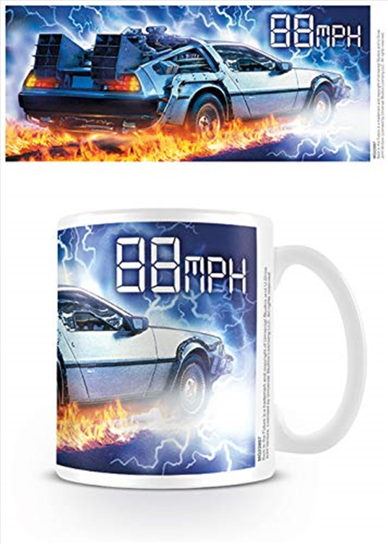 Back To The Future - 88 Mph | Merchandise