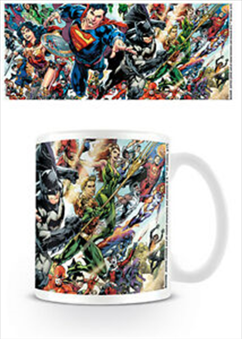 DC Comics - Justice League Rebirth | Merchandise