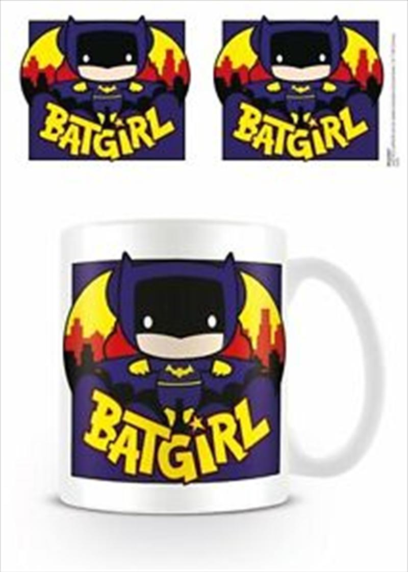 DC Comics - Justice League Batgirl Chibi | Merchandise