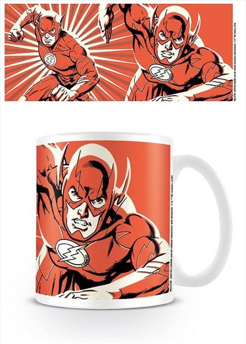 DC Comics - Justice League The Flash Colour | Merchandise