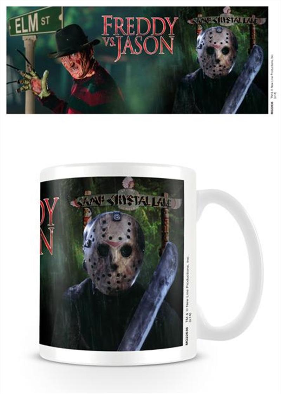 Freddy Vs Jason - Stomping Grounds   Merchandise