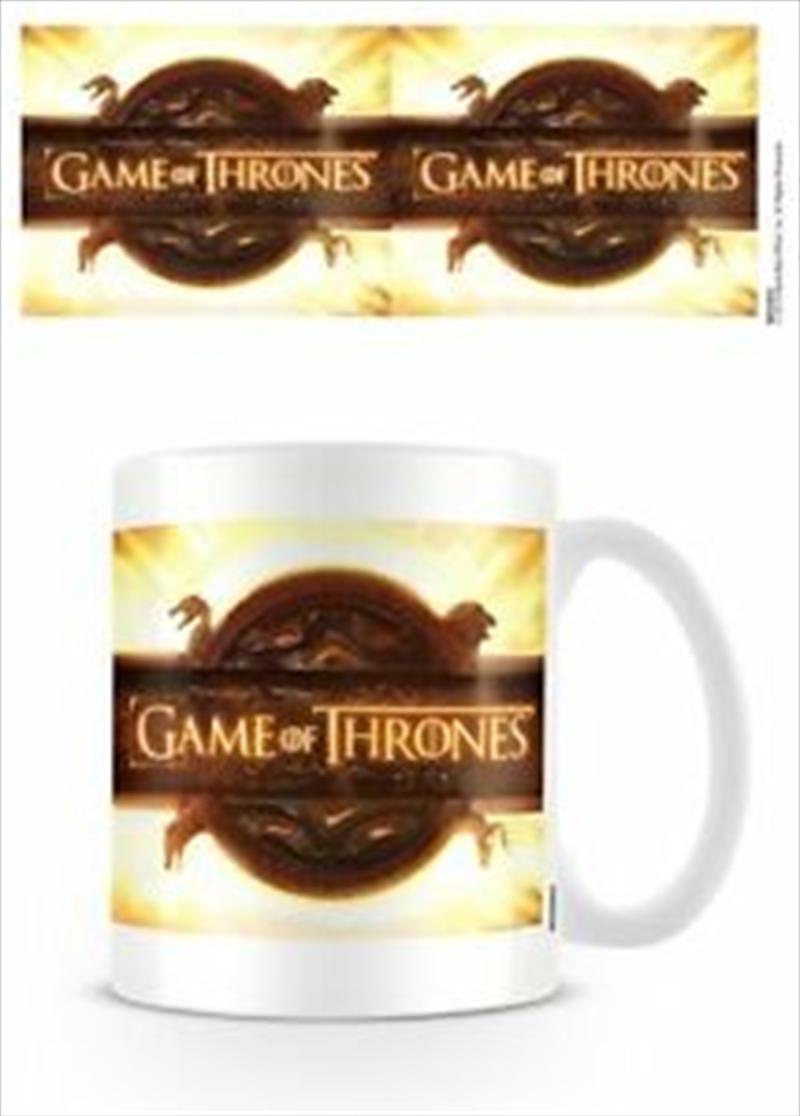 Game Of Thrones - Opening Logo | Merchandise